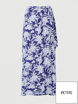 v-by-very-petite-wrap-jersey-maxi-skirt-navyprint