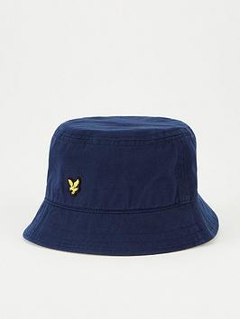 lyle-scott-bucket-hat-navy