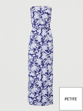 v-by-very-petite-bardot-jersey-maxi-dress-navyprint