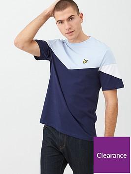 lyle-scott-lyle-amp-scott-panel-t-shirt