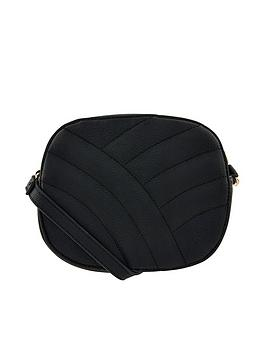 Accessorize Quilted Cross Body