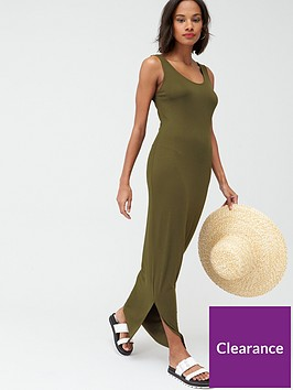 v-by-very-scoop-neck-jersey-maxi-dress-khaki