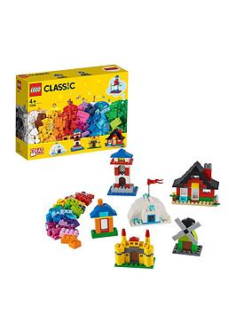 LEGO Classic Lego Classic 11008 Bricks And Houses With Large Brics Picture
