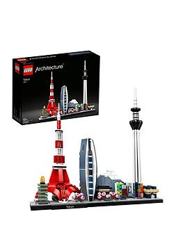 LEGO Architecture Lego Architecture 21051 Tokyo Model Skyline Collection Picture