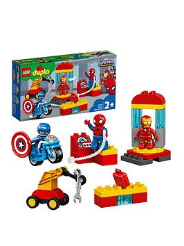 LEGO Super Heroes Lego Super Heroes 10921 Marvel Super Heroes Lab For  ... Picture