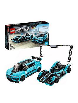 LEGO Speed Champions Lego Speed Champions 76898 Formula E Panasonic Jaguar  ... Picture