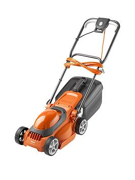 Flymo   Corded Easistore 300R Rotary Lawnmower, 1200W