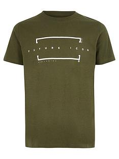 river-island-boys-future-icon-tshirtnbsp-nbspkhaki