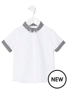 river-island-mini-mini-boys-check-button-collar-shirt-white