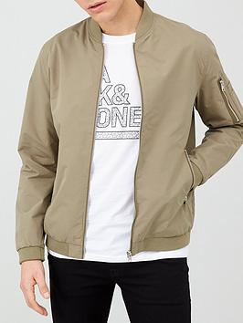 jack & jones Jack & Jones Jack & Jones Essentials Jerush Bomber Jacket Picture