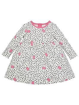 Peppa Pig Peppa Pig Baby Girl Peppa Pig Spot Dress - Multi Picture