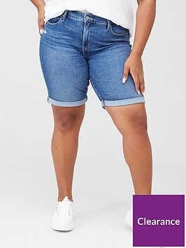 levis-plus-shaping-bermuda-jean-shorts-denim