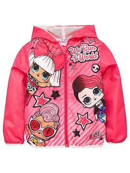 L.O.L Surprise! L.O.L Surprise! Girls L.O.L. Surprise! Lightweight Coat -  ... Picture