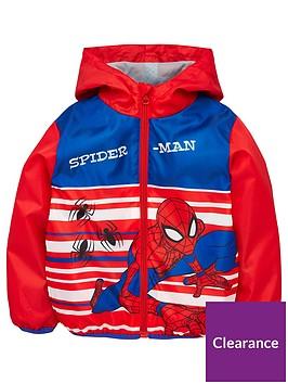 spiderman-boys-spiderman-lightweight-coat-red