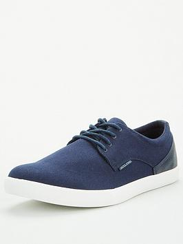 jack & jones Jack & Jones Nimbus Trainers - Navy Picture