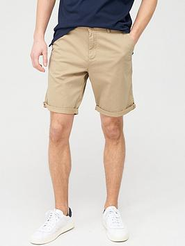 jack & jones Jack & Jones Jeans Intelligence Bowie Chino Shorts - Khaki Picture