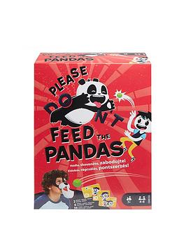 Mattel Mattel Please Feed The Pandas Picture