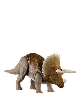 JURASSIC WORLD Jurassic World Sound Strike Triceratops Picture