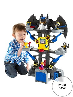 imaginext-dc-supernbspfriends-transforming-batcave