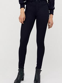 Monsoon Monsoon Nadine Organic Cotton Short Denim Jeans - Indigo Picture