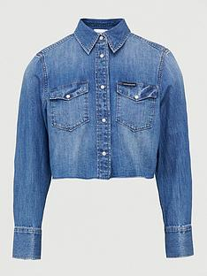 calvin-klein-jeans-foundation-trucker-jacket-light-blue