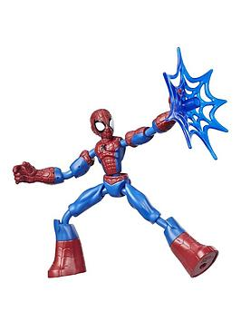 Marvel Marvel Spider-Man Bend And Flex Spider-Man Picture