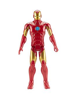 marvel avengers Marvel Avengers Titan Hero Series Iron Man Action Figure Picture