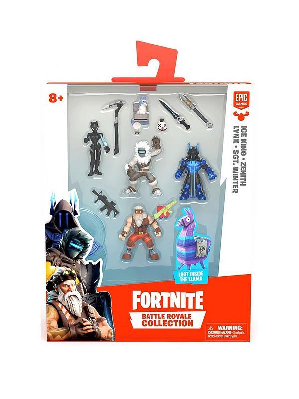Wave 2 4er Set fortnite Battle Royale Collection DUO Pack Epic