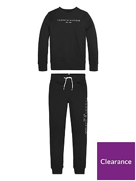 tommy-hilfiger-boys-essential-2-piece-jog-set-black
