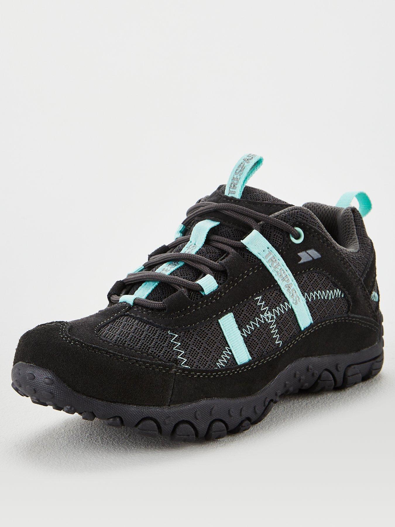 Trespass Fell Low Walking Shoe - Grey