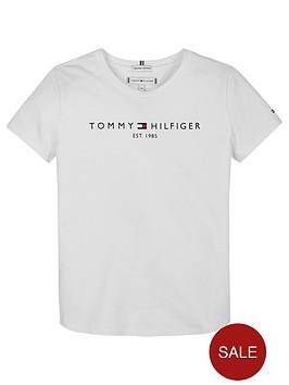 tommy-hilfiger-girls-essential-logo-short-sleeve-t-shirt