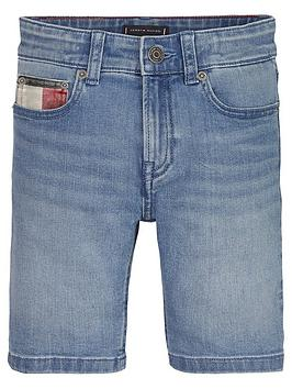 tommy-hilfiger-boys-steve-denim-shorts-light-blue