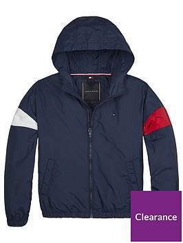 tommy-hilfiger-boys-essential-hooded-jacket-navy