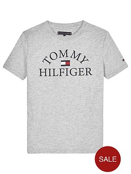 tommy-hilfiger-boys-essential-large-logo-t-shirt-light-grey