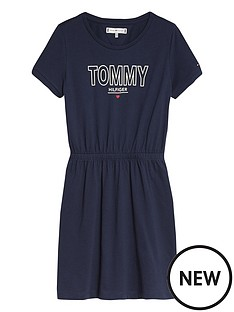 tommy-hilfiger-girls-logo-jersey-dress