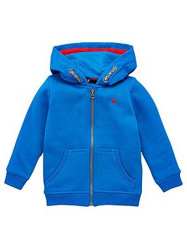 V by Very V By Very Boys Essential Zip Through Hoody Picture