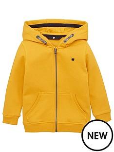 v-by-very-boys-essential-zip-through-hoodie-yellow