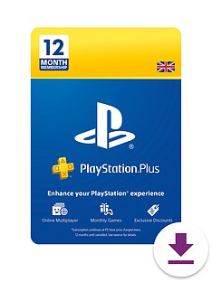 sony-playstation-plus-12-month-25-off