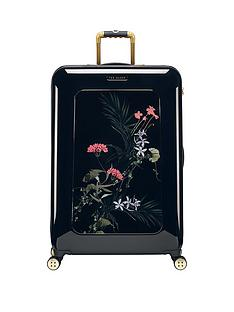 ted-baker-take-flight-large-4-wheel-suitcase-highland