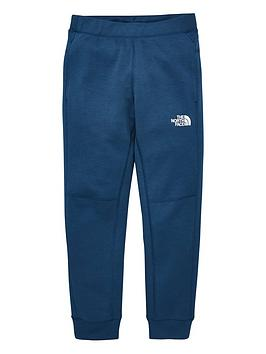 The North Face The North Face Boys Slacker Cuffed Pant - Blue Picture