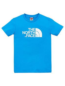 The North Face The North Face Boys Easy T-Shirt - Blue Picture