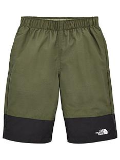 the-north-face-boys-class-five-water-short-khaki-black