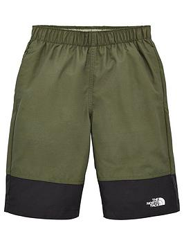 The North Face The North Face Boys Class Five Water Short - Khaki Black Picture