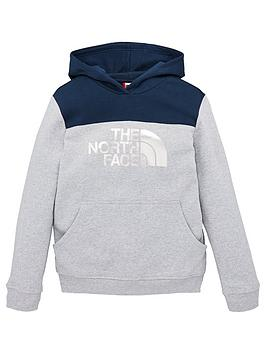 The North Face The North Face Girls Cropped Reflective Logo Overhead  ... Picture