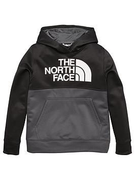 The North Face The North Face Boys Surgent Block Overhead Hoodie -  ... Picture