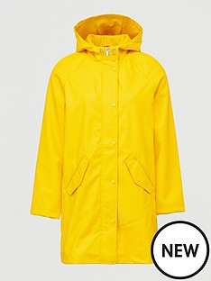 v-by-very-rubberised-jacket-with-hood-mustard