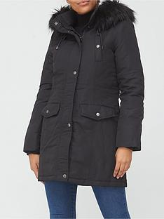 v-by-very-valuenbspexpedition-parka-black