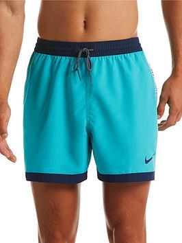 Nike Nike Swim 5 Inch Funfetti Racer Swim Shorts - Aqua Picture