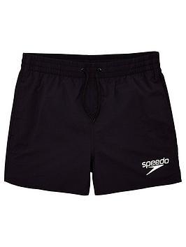 Speedo Speedo Boys Essentials 13 Inch Watershort - Black Picture