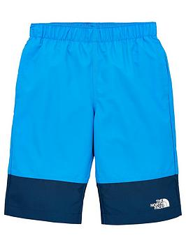 The North Face The North Face Boys Class Five Water Short - Blue Picture